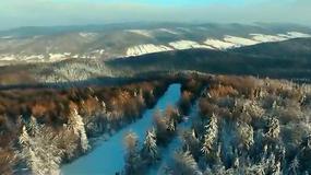 Zimowa Jazda - Magura Małastowska dla narciarzy
