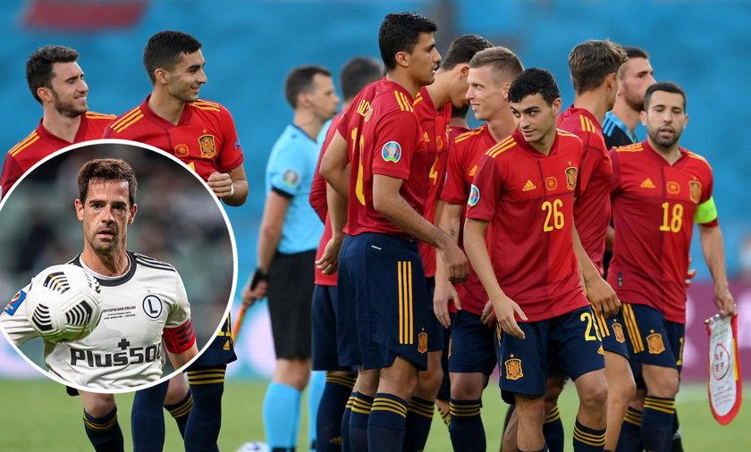 Inaki Astiz mówi, na czym polega siłą hiszpańskiego futbolu