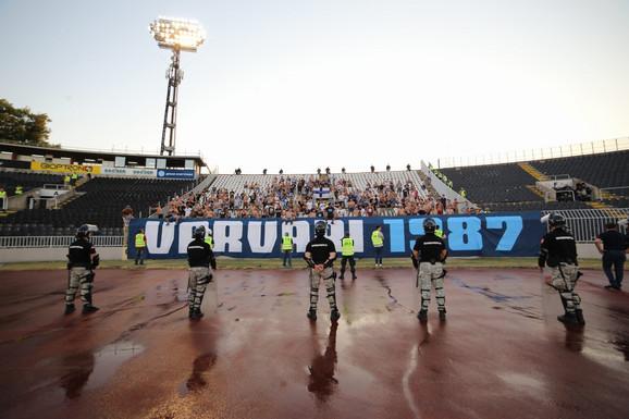 Varvari tokom gostovanja u Beogradu protekle sedmice