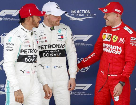 Luis Hamilton je jedan od najboljih vozača Formule 1 svih vremena