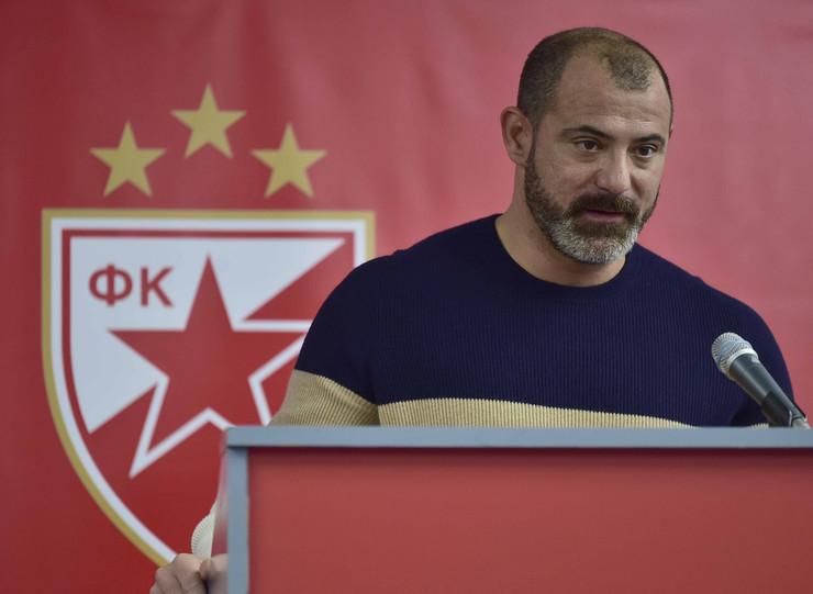 FK Crvena zvezda, Dejan Stanković