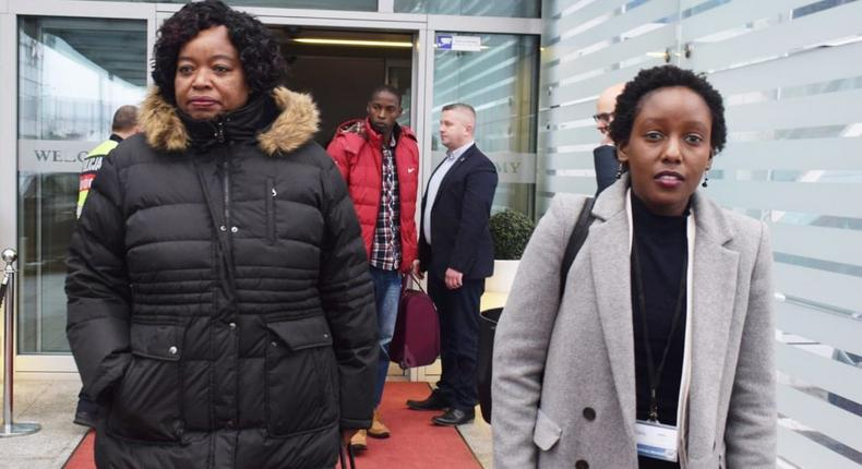 June Ruto: Kenya's top diplomat in Poland where she serves as Charge D'Affaires