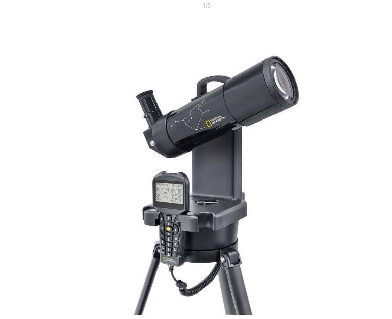 Bresser National Geographic 70 350 GoTo - 1