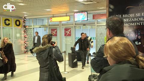 NEUTEŠAN Gastoz došao u Srbiju da sahrani majku (VIDEO)