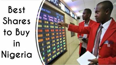 5 best shares to buy in Nigeria