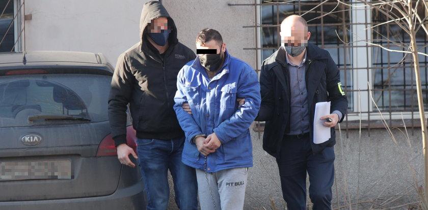 Zabójstwo Rosjanina w Łodzi. Zarzuty dla mieszkańca Czeczenii