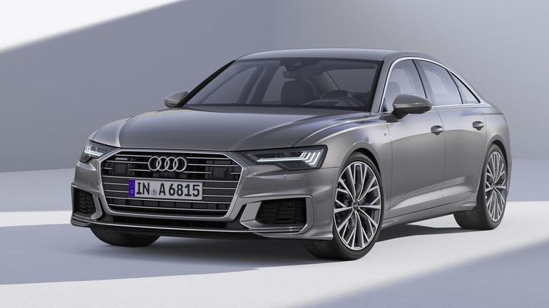 Nowe Audi A6 - technika na pierwszym miejscu
