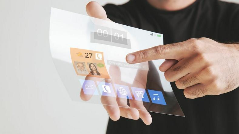 Tak będzie wyglądał grafenowy tablet?