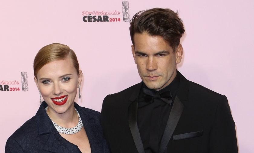 Scarlett Johansson w ciąży