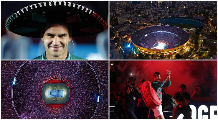"Stadion ""Monumental Plaza"" u Meksiko Sitiju"