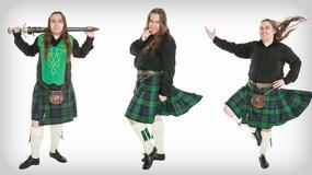 Turystyczna Jazda - Kilt - duma każdego Szkota