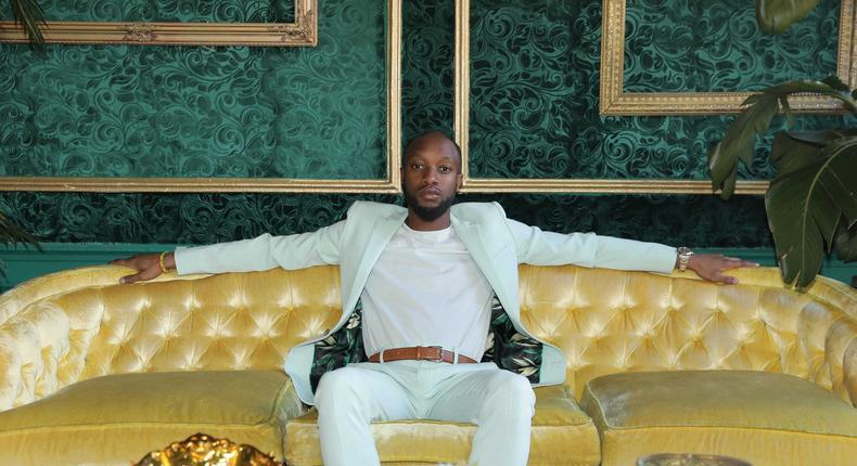 Kelvin Mensah.