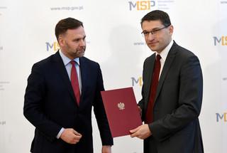 Jackiewicz: Prokuratoria Generalna przejmie niektóre obowiązki MSP