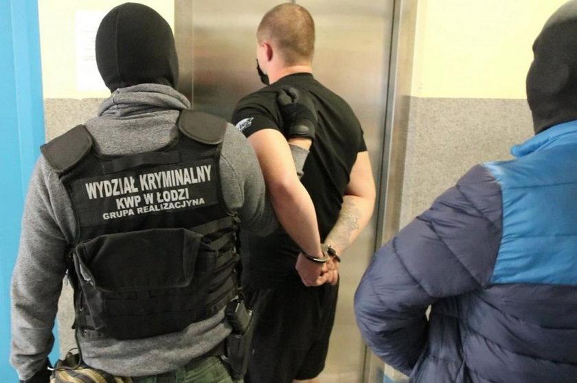 Hejterowi z Łodzi grozi co najmniej 5 at więzienia