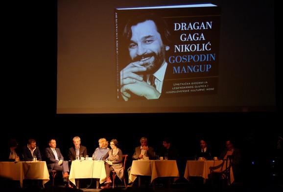 Promocija monografije o Draganu Nikoliću