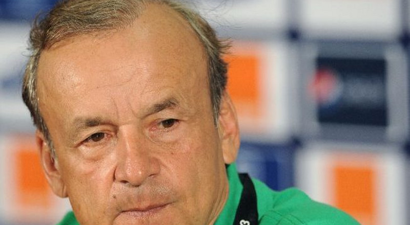 Gernot Rohr's new contract stipulates he must live in Nigeria, earn in Naira and develop home-based players