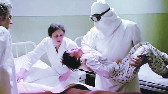 Scena iz filma variola vera