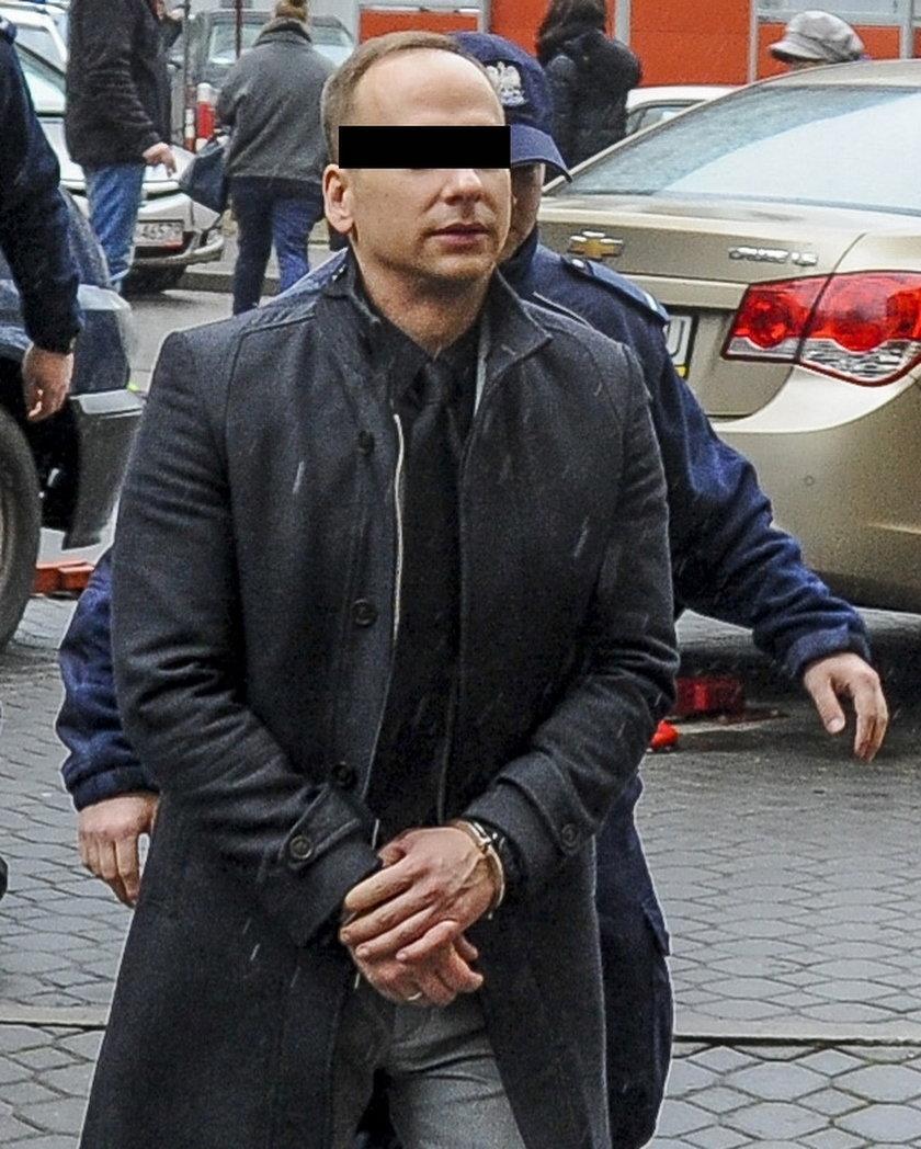 Dariusz K. były mąż Edyty Górnik