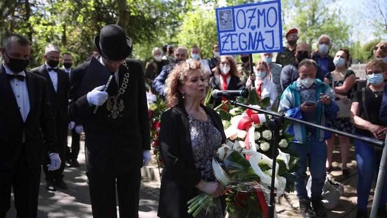 Pogrzeb Bronisława Cieślaka