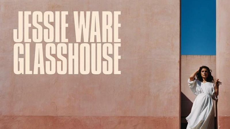 "JESSIE WARE - ""Glasshouse"""