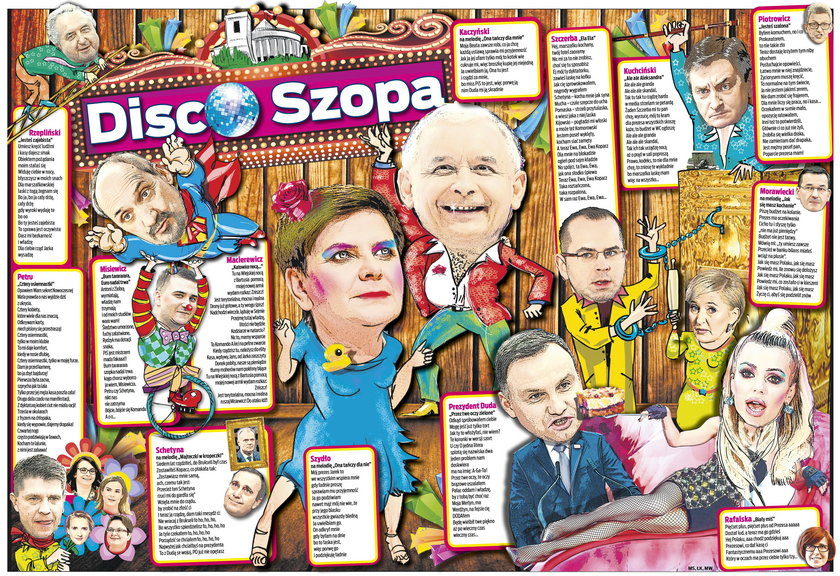 Disco Szopa