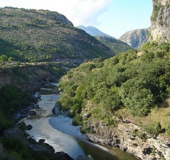 Kanjon Morače