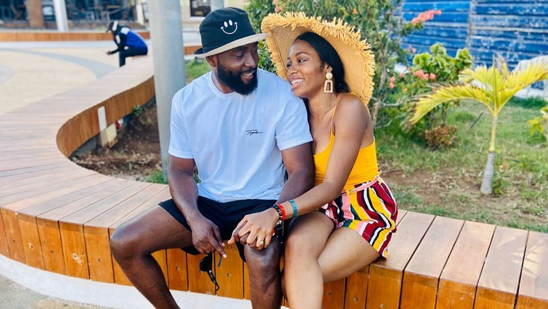 It is no news that Gedoni and Khafi from Big Brother Naija will be getting married soon but what is news is the never before seen proposal video of one of Nigeria's most admired couples. [Instagram/Gedoni]