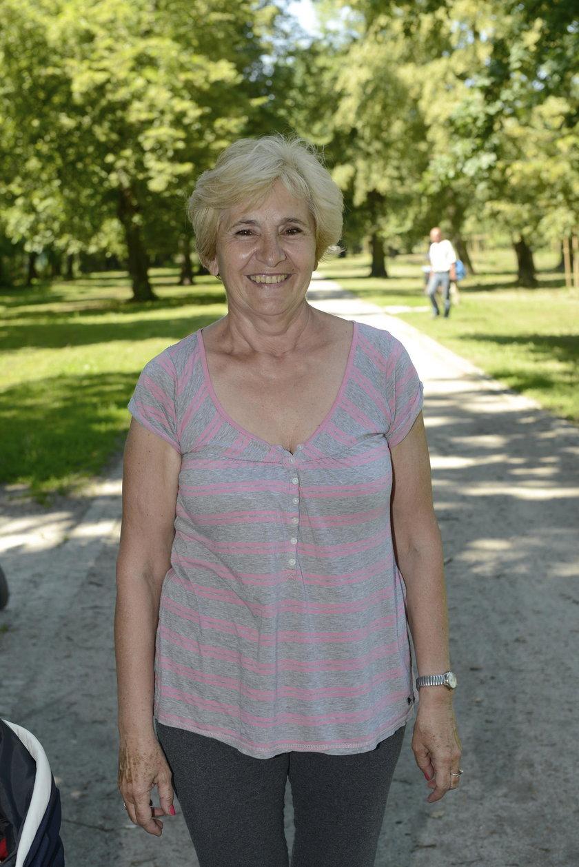 Maria Żak (60 l.), mieszkanka Przedmieścia Oławskiego