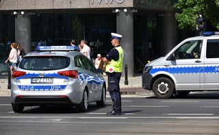 Mniej pieniędzy w kasach miast na policyjne patrole