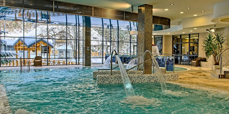 Czarny Potok Resort SPA & Conference - Strefa Aqua & Wellness
