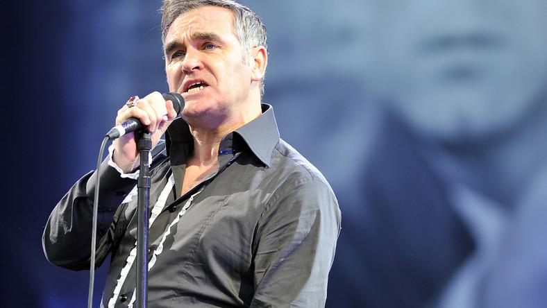 Morrissey z The Smiths idealni na święta