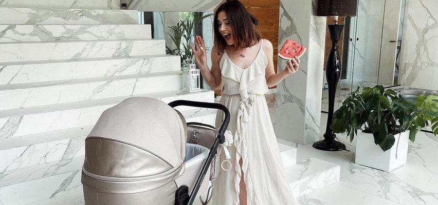 Klaudia Halejcio pokazała zdjęcie córeczki. Mała Nel podbiła serca fanów
