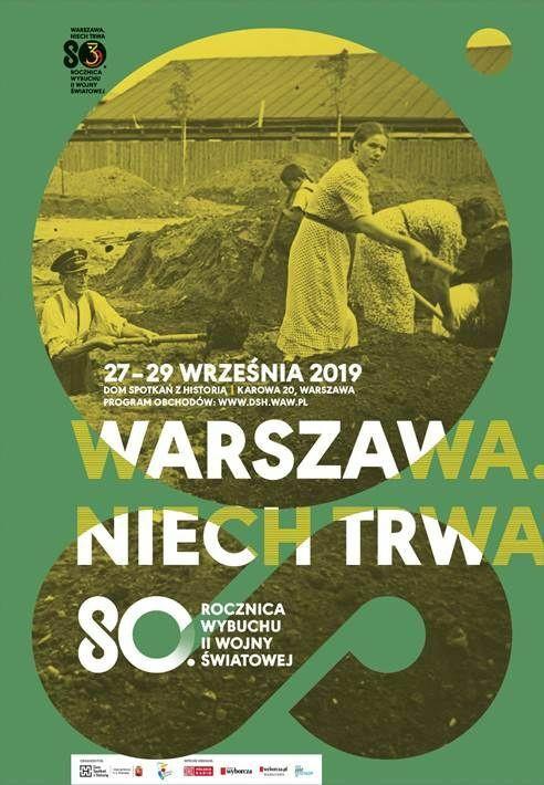 Warszawa. Niech Trwa
