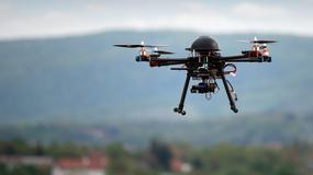 Drony szturmem zdobywają rynek