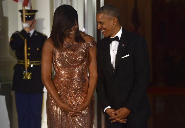 Važno je smejati se zajedno, a Mišel i Barak to odlično znaju