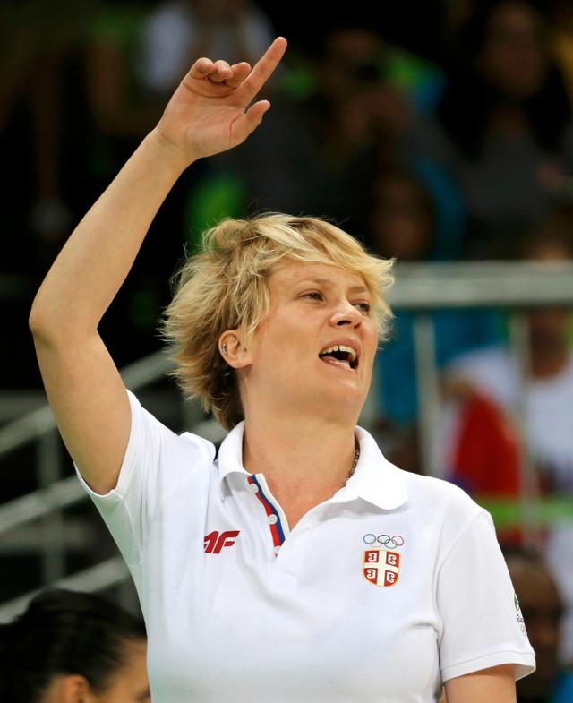 Vođa zlatne generacije: Marina Maljković