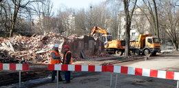 Ruiny mogłyby zniknąć w rok