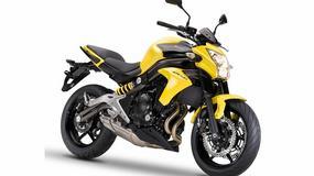 Kymco stworzy motocykl przy współpracy z Kawasaki?