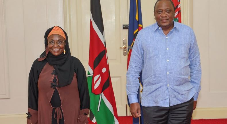 Prof. Fatuma Chege Sworn in as PS of the new State Department for Implementation of Curriculum Reforms