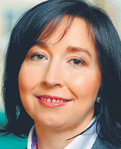 Agnieszka Szczodra-Hajduk adwokat, kancelaria Hogan Lovells