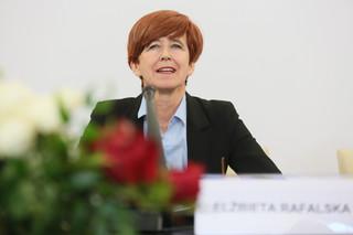 Rafalska: Do 2050 roku liczba ludności w Polsce zmniejszy się o ponad 4,5 miliona