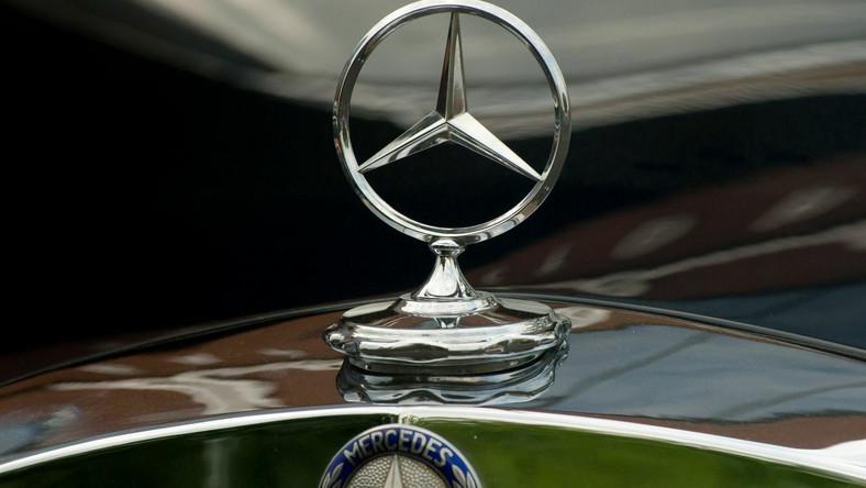 Mercedesy wygrały przetarg polskiej policji