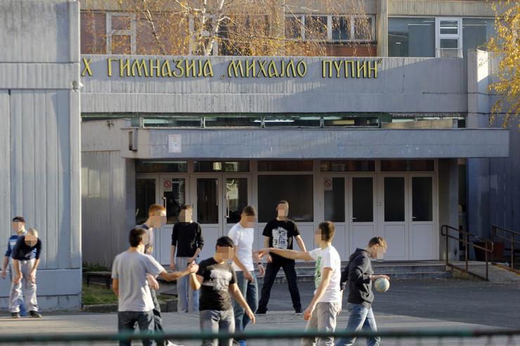 Deseta beogradska gimnazija