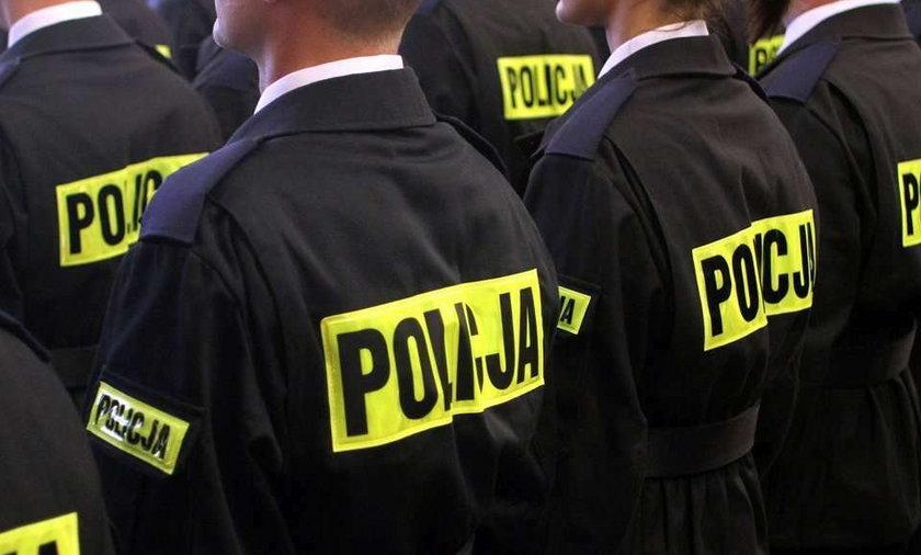 11 policjantów podejrzewanych o korupcję