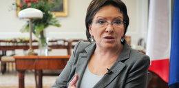 Ewa Kopacz: Będę karać posłów mandatami