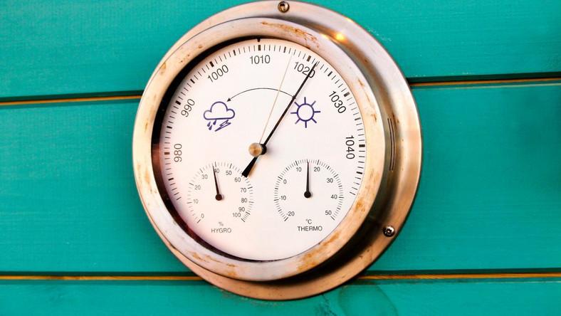 Ciśnienie, pogoda