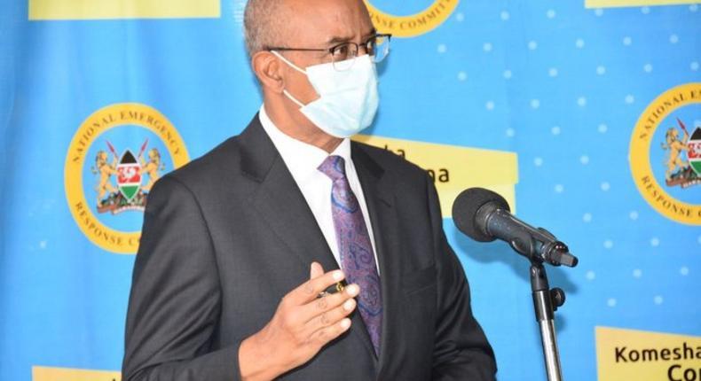 Health CAS Rashid Aman