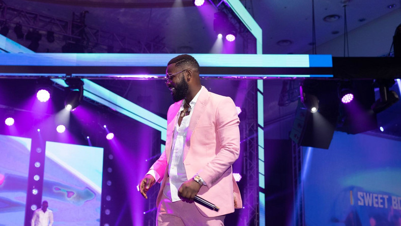 Falz reunites The Sweet Boys for event (The Falz Experience 2)