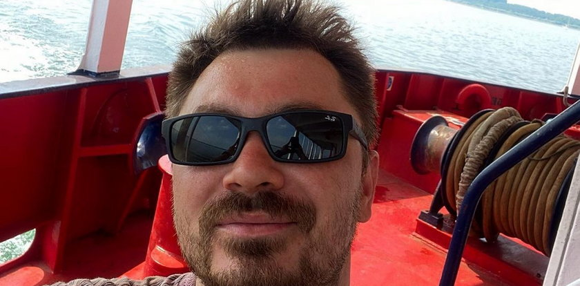 """Daniel Martyniuk opowiedział o pracy na statku w charakterze majtka. Przyznał, że był zmęczony """"kolejnymi skandalami"""""""