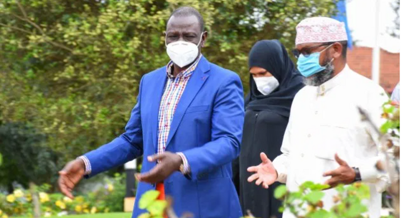 DP Ruto's meal goes viral [Video]
